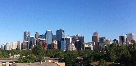 Calgary Cityscape