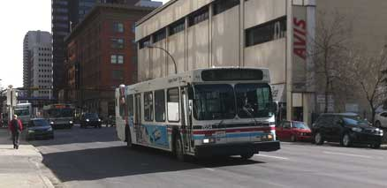 Calgary Bus