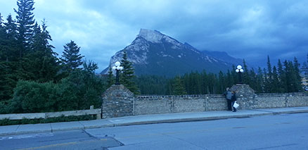 Banff Bridge